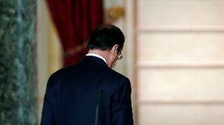 Präsidentschaftswahl in Frankreich: Hollande kandidiert nicht für zweite Amtszeit