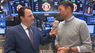 """Adidas-Chef Rorsted im n-tv Interview: Neuer Mega-Store in New York ist """"wie ein Stadion"""""""