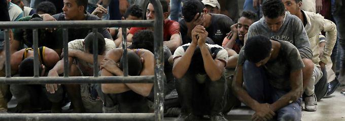 Flüchtlingsdeal mit autoritärem Ägypten: Berlin schaut bei Al-Sisi nicht so genau hin