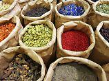 Ingwer, Kurkuma, Vanille: Der Appetit auf Gewürze wächst