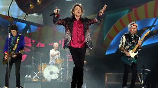 """Blue & Lonesome"": Rolling Stones überraschen mit Studioalbum"