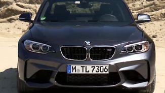 BMWs neuer Wilder: M2 mutiert zum Landstraßenschreck