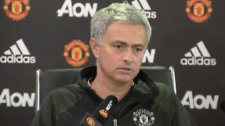 """Mourinho zu Schweinsteigers Zukunft: """"Er muss für weitere Chancen arbeiten"""""""