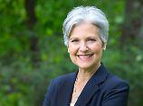 Jill Stein war bei den US-Wahlen chancenlos.