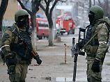 Russische Geheimdienstaktion: IS-Anführer im Nordkaukasus getötet