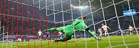 Geschundener Elfer gegen Schalke: Werner gibt Schwalbe zu - Rangnick nicht