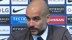 """Guardiola nach 1:3-Pleite gegen Chelsea: """"Mannschaft kann stolz auf ihre Leistung sein"""""""