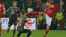 FSV Mainz - FC Bayern 1:3 (1:2)