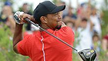 """Trump glücklich über Golf-Star: """"Eingerosteter"""" Woods besiegt alle Zweifel"""