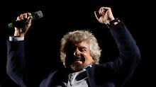 """Abgang kostet eine Viertelmillion: Beppe Grillo will """"Verräter"""" bluten lassen"""
