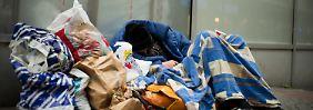 """Bedarf an Notunterkünften steigt: """"Berlin ist die Hauptstadt der Obdachlosen"""""""