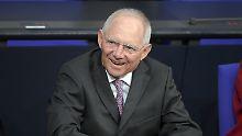 """""""Keine Eurokrise"""": Italien bringt Schäuble nicht aus der Ruhe"""