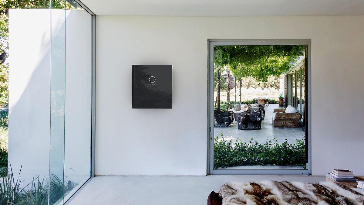 zukunft des sonnenstroms haushalte vernetzen sich zu mega kraftwerk n. Black Bedroom Furniture Sets. Home Design Ideas