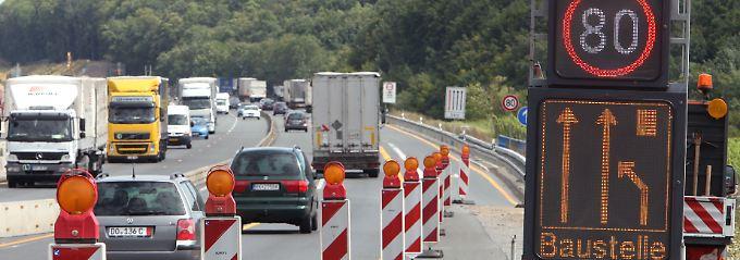 Es scheint, als ob Autofahrer reale Hindernisse brauchen, um den Fuß vom Gaspedal zu nehmen.