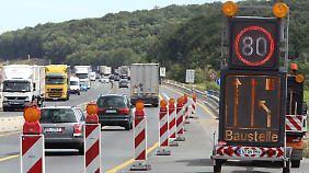 Beratungen über Autobahnreform: Kommt die Privatisierung durch die Hintertür?