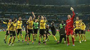 Hoffen auf CL-Losglück: BVB holt sich gegen Real den Gruppensieg
