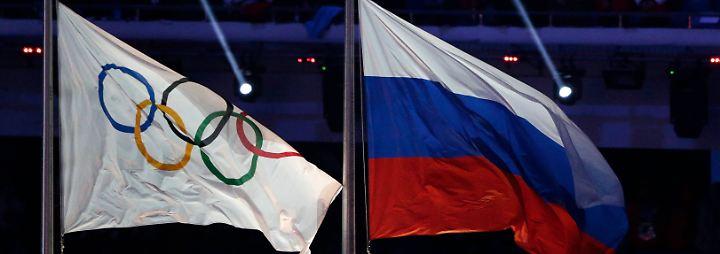 Aus dem Papier geht hervor: zwischen 2012 und 2015 seien 642 positive Dopingproben verschwunden. Damit stehen sehr viele russische Sportler, die an olympischen Spielen teilgenommen haben unter Dopingverdacht.