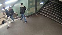 Angriff in Berlin-Neukölln: Mehrere Hinweise zu U-Bahn-Treter