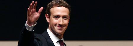 Mark Zuckerberg hat bei Facebook  Vorkehrungen für einen Wechsel in die Politik getroffen.