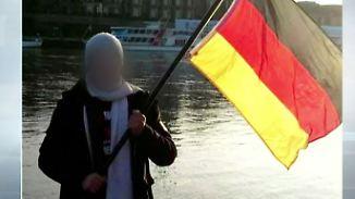 Bombenanschlag auf Dresdner Moschee: Polizei nimmt Pegida-Redner fest