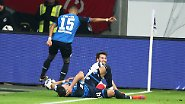"""""""Ich bin ein Stück weit traurig über die Qualität des Spiels."""" (Hoffenheims Sportdirektor Alexander Rosen über dasselbe Spiel)"""