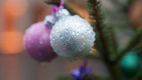 Wechselhafter Wochenstart: Dritter Advent fällt vielerorts ins Wasser