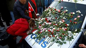 Gezieltes Attentat auf Polizisten: Zwei Sprengsätze explodieren vor Beşiktaş-Stadion