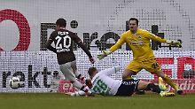 Sieg, Tor, Auswärtspunkte: Der FC St. Pauli beendete in Fürth gleich drei schwarze Serien.