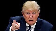 """Wahlkampfhelfer aus dem Kreml: Trump nennt CIA-Bericht """"lächerlich"""""""