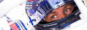 Williams wehrt sich gegen Werben: Mercedes buhlt um Wolff-Schützling Bottas