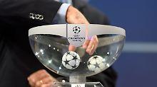 Leverkusen empfängt Vorjahresfinalist: Bayern gegen Arsenal, BVB gegen Lissabon