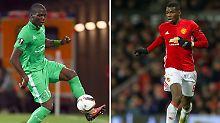 Der Sport-Tag: Brüder-Duell: Paul Pogba kickt gegen Florentin