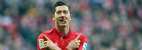 "Ronaldo-Sieg ist ""Kabarettshow"": Lewandowski verhöhnt Ballon-d'Or-Wahl"