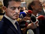 Manuel Valls ist der Favorit bei den Sozialisten.