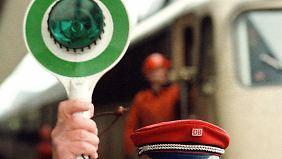 Streikfreie Weihnachten: Bahn löst Tarifstreit mit EVG