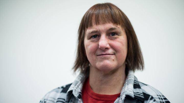 Angelika W. sieht sich als Opfer des Mitangeklagten Wilfried W.