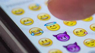 2623 bunte Symbole zur Auswahl: Emojis verzücken und verwirren Internetnutzer