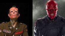 Aus Liebe zu Red Skull: Wie ein Vater zum Comic-Nazi wurde