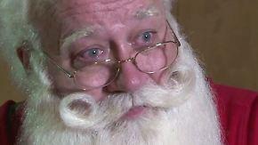 Letzter Wunsch eines Todkranken: Fünfjähriger stirbt in den Armen von Santa Claus