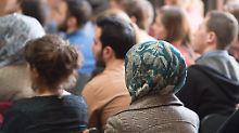 Neuzuwanderer in Deutschland: Zahl der Muslime steigt auf über fünf Prozent