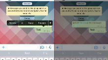 """Rückruf gesendeter Nachrichten: Whatsapp bald mit """"Notbremse""""?"""