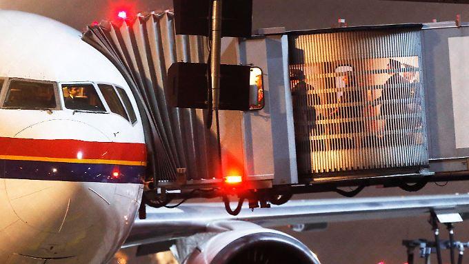 Der Flug von Frankfurt nach Kabul soll der Anfang einer ganzen Reihe solcher Rückführungen sein.