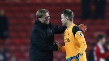 Peinliche Pleite für Arsenal: Mignolet rettet Liverpool gegen Chelsea