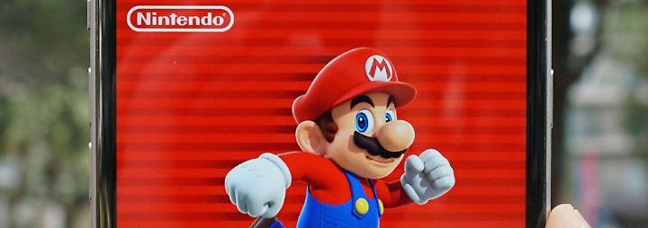 """Nintendo-Kultspiel als App: """"Super Mario"""" hüpft auf iPhone und iPad"""