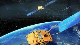 Gegenstück zu GPS: Satelliten-Navigationssystem Galileo nimmt Arbeit auf
