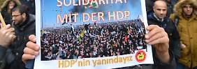 Kurden im Visier: Hamburger Polizei fasst türkischen Spion