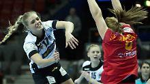 EM-Auftritt trotzdem super: Deutsche Ladys verlieren Handball-Krimi