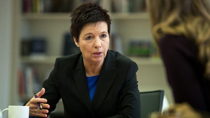 Zukünftige Chefin des Bundesamt für Migration und Flüchtlinge: Jutta Cordt.