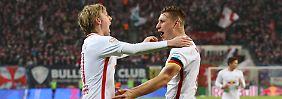 """Mateschitz begutachtet Prestigeprojekt: RB Leipzig """"elektrisiert"""" sich für die Bayern"""