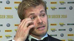 Wehrlein oder Bottas?: Rosberg äußert sich zu seinem möglichen Nachfolger bei Mercedes